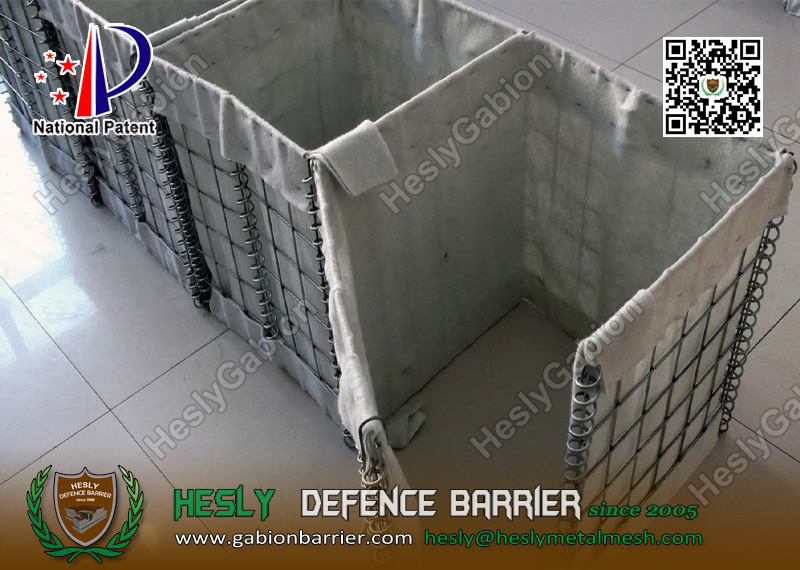 Recoverable Defensive Barrier