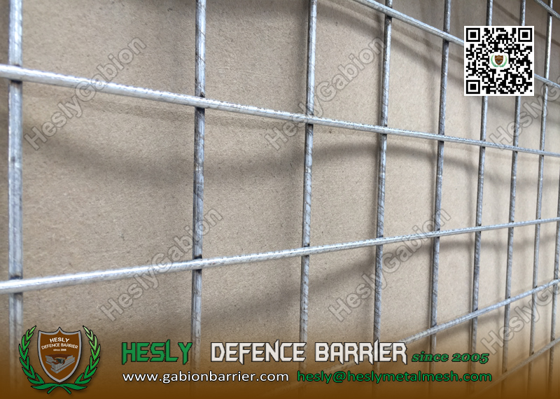 HMIL 8 Bastion Barrier