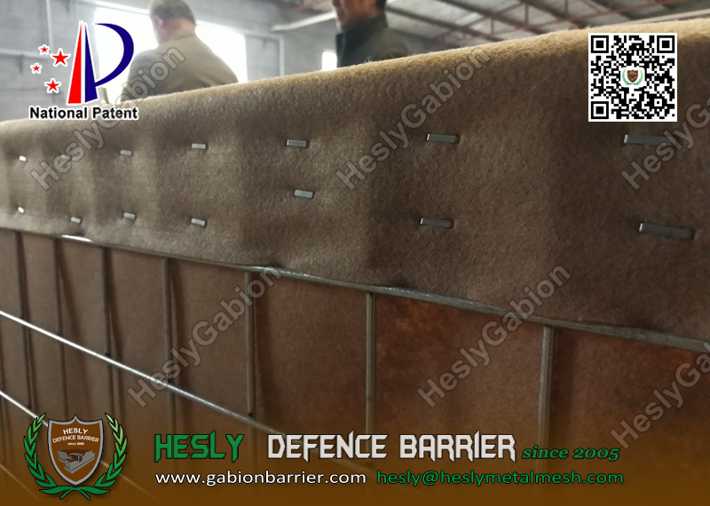 HMIL 7 Bastion Barrier