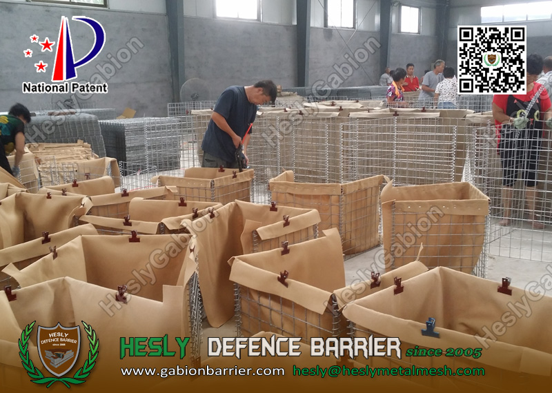 HMIL 5 Bastion Barrier