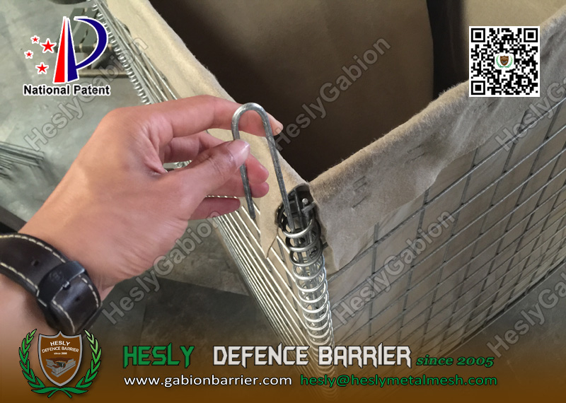 HMIL 3 Defensive Barrier