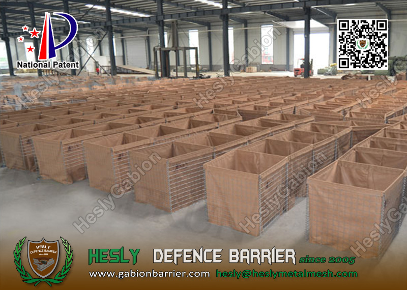 Standard Defensive Barriers