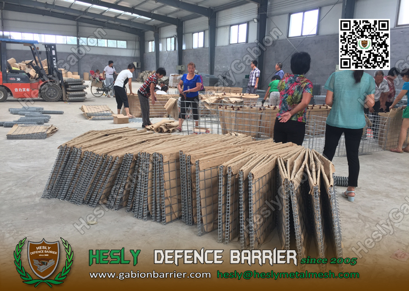 HMIL 2 Defensive Barrier