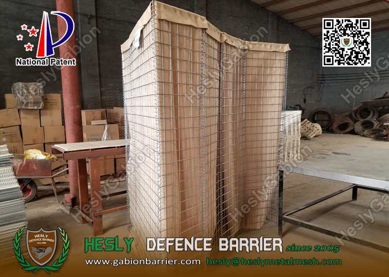 HMIL 1.9 Defensive Barrier