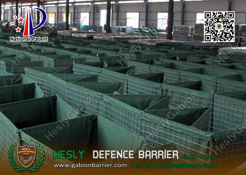 HMIL 4 Defense Barrier