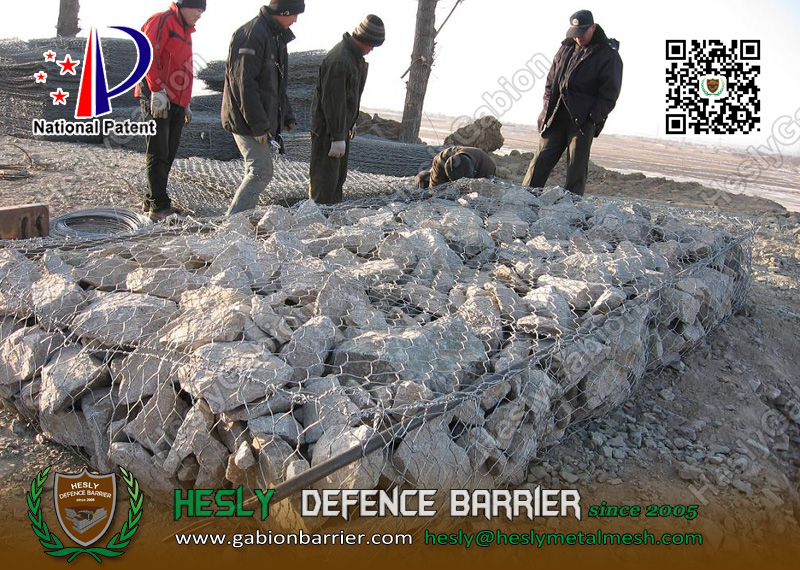 Installation Guide of Gabion